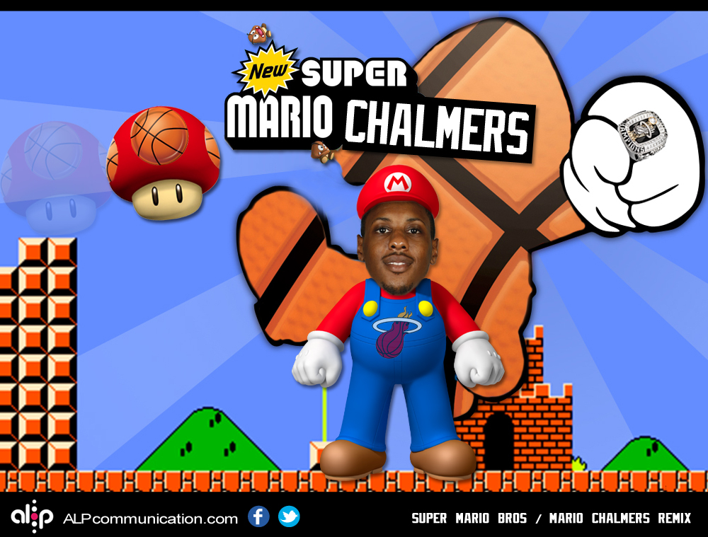 Image result for super mario chalmers